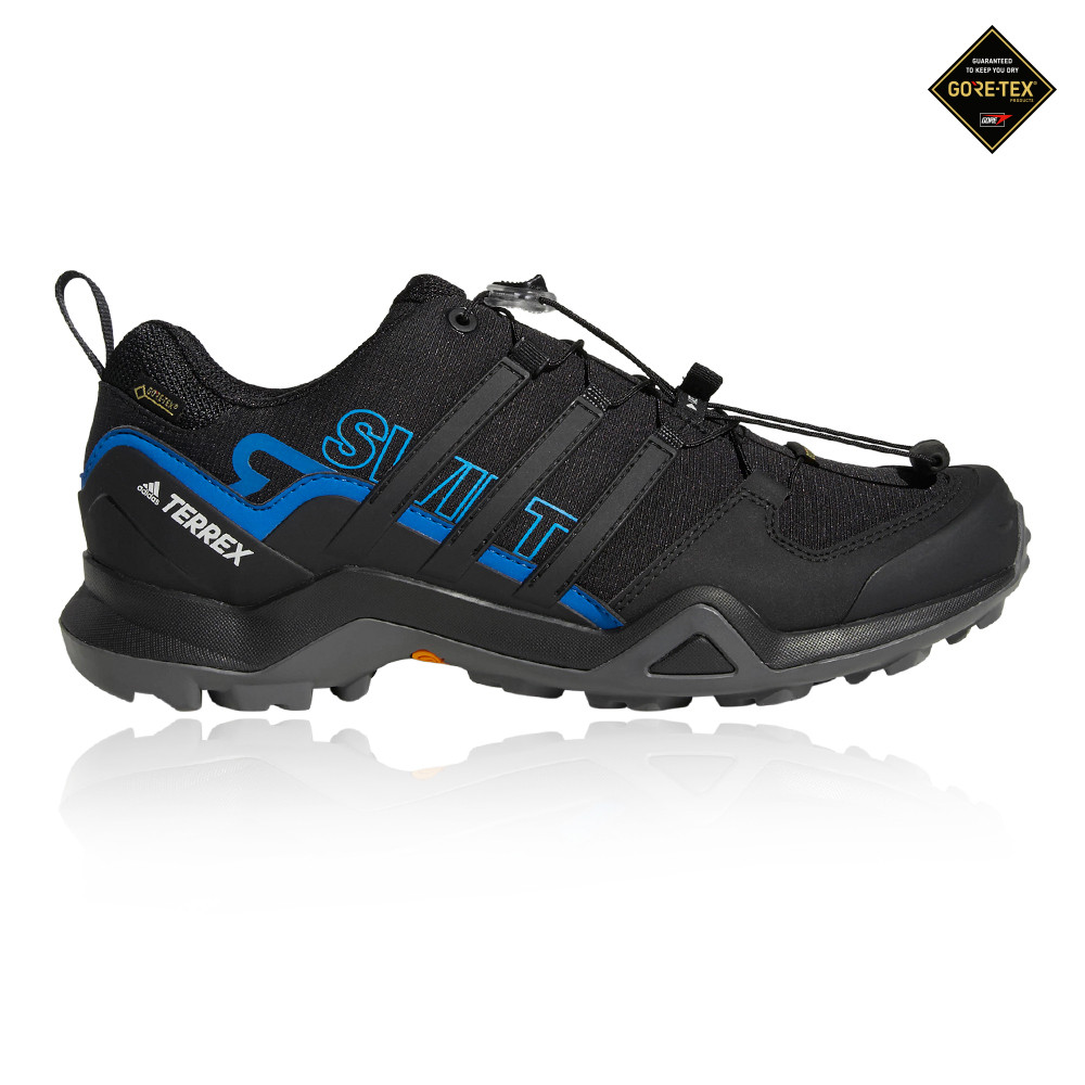 7af52d0c77a Details about adidas Mens Terrex Swift R2 GORE-TEX Trail Running Shoes  Trainers Sneakers Black
