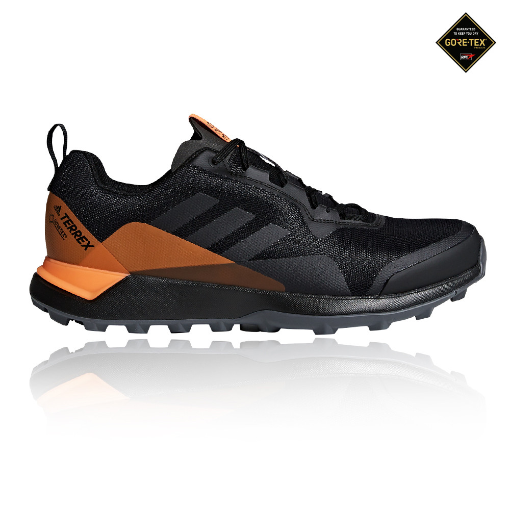 25e6cce5103a adidas Mens Terrex CMTK GORE-TEX Trail Running Shoes Trainers Sneakers Black