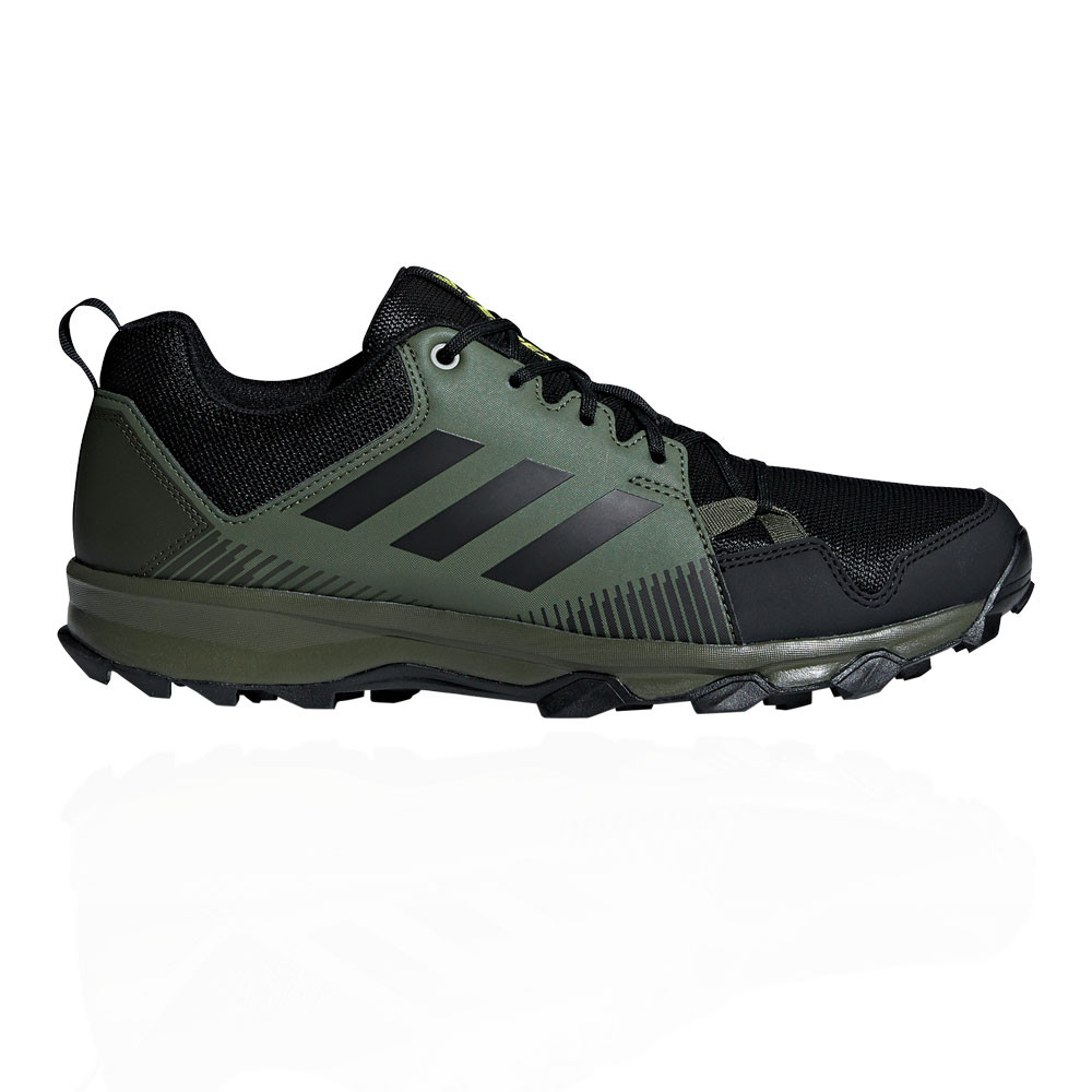 Details about adidas Mens Terrex Tracerocker Trail Running Shoes Trainers Sneakers  Green 097a84fe6