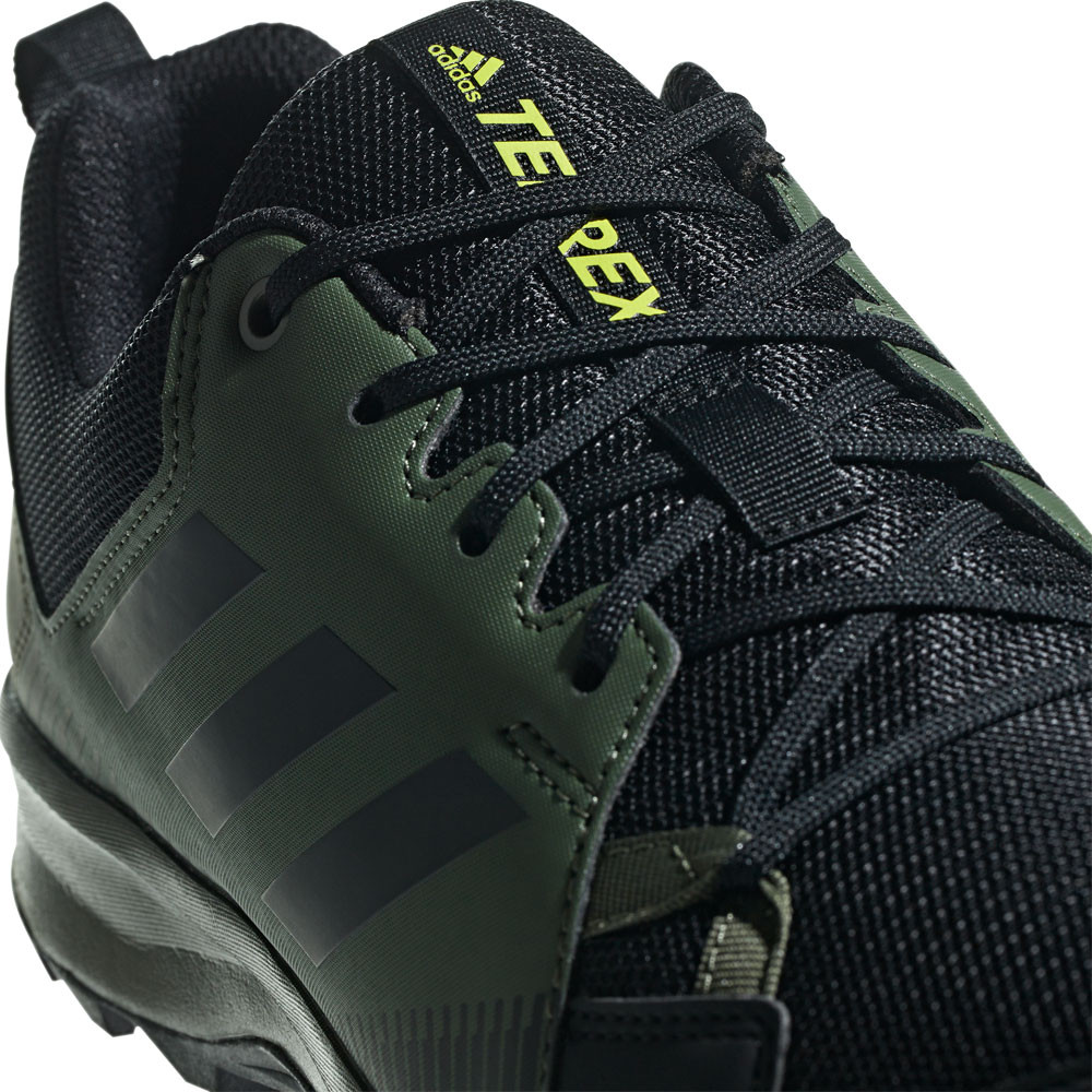 Details about adidas Mens Terrex Tracerocker Trail Running Shoes Trainers Sneakers Green