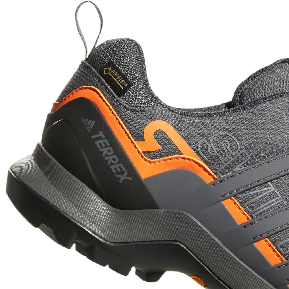 buy online 362a0 49961 Adidas Hombre Terrex Swift R2 Gore-tex Caminar Zapatos Gris Deporte Exterior