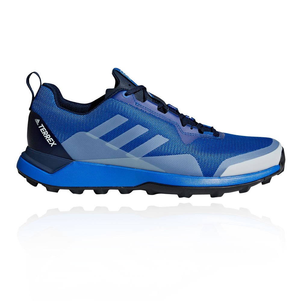 official photos e1bc7 3cc6e adidas Mens Terrex CMTK Trail Running Shoes Trainers Sneakers Blue Sports