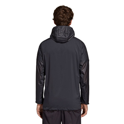 Chaqueta adidas Agravic Alpha Hooded Shield - AW18