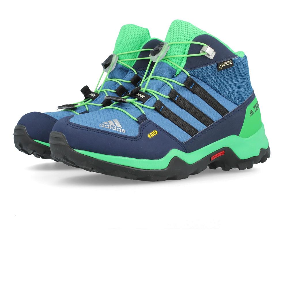 ce50838864 adidas Terrex Mid Gore-Tex Junior scarpe da passeggio