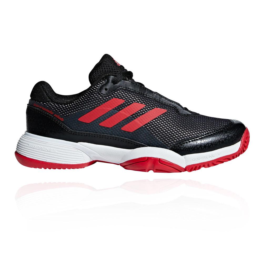 Tennisschoenen Adidas Sport Junior Zwart Ademend Xj Club Barricade qZpwZO