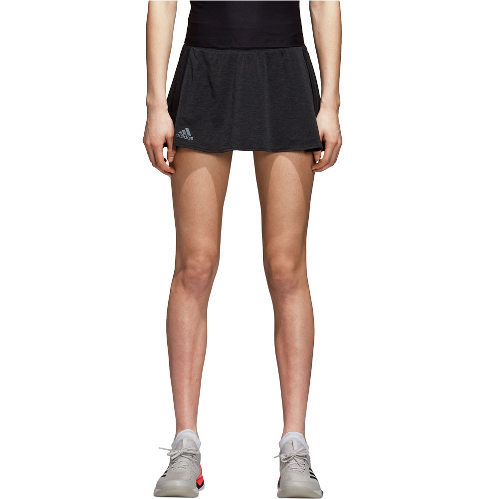 Barricade Deporte Ligero Tenis Falda Mujer Transpirable Adidas Negro Spw5Ixqq