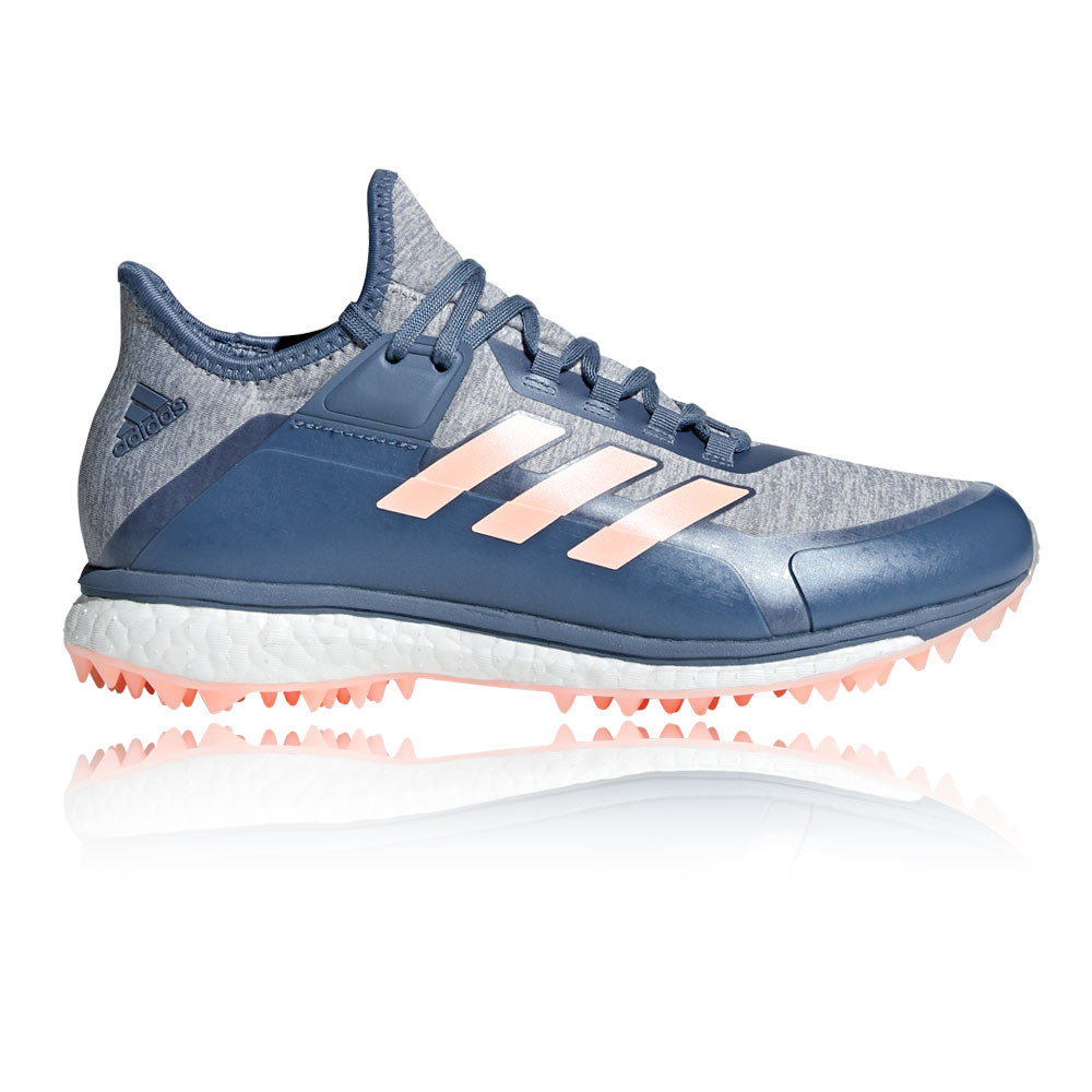 Details about adidas Womens Fabela X Hockey Shoes Trainers Sneakers Pitch Field Navy Blue