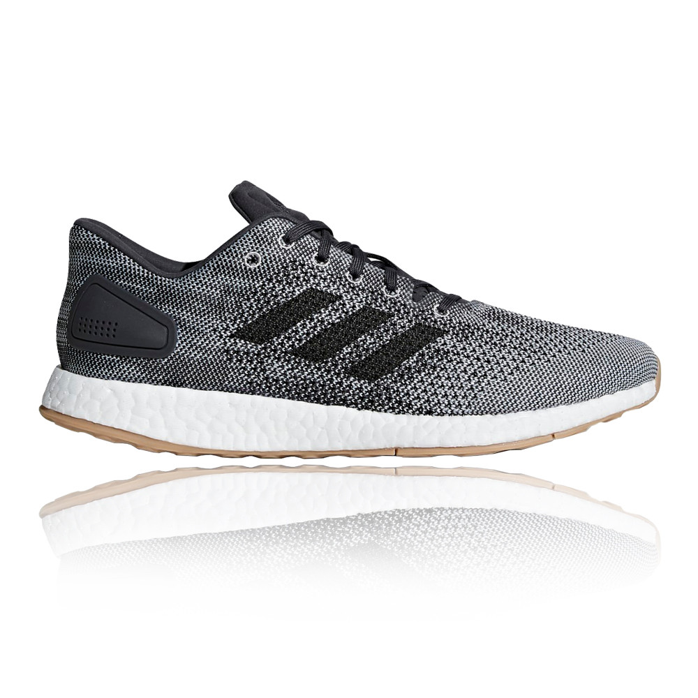 adidas hommes PureBOOST DPR Running Shoes Trainers Sneakers Noir  Gris  Sports