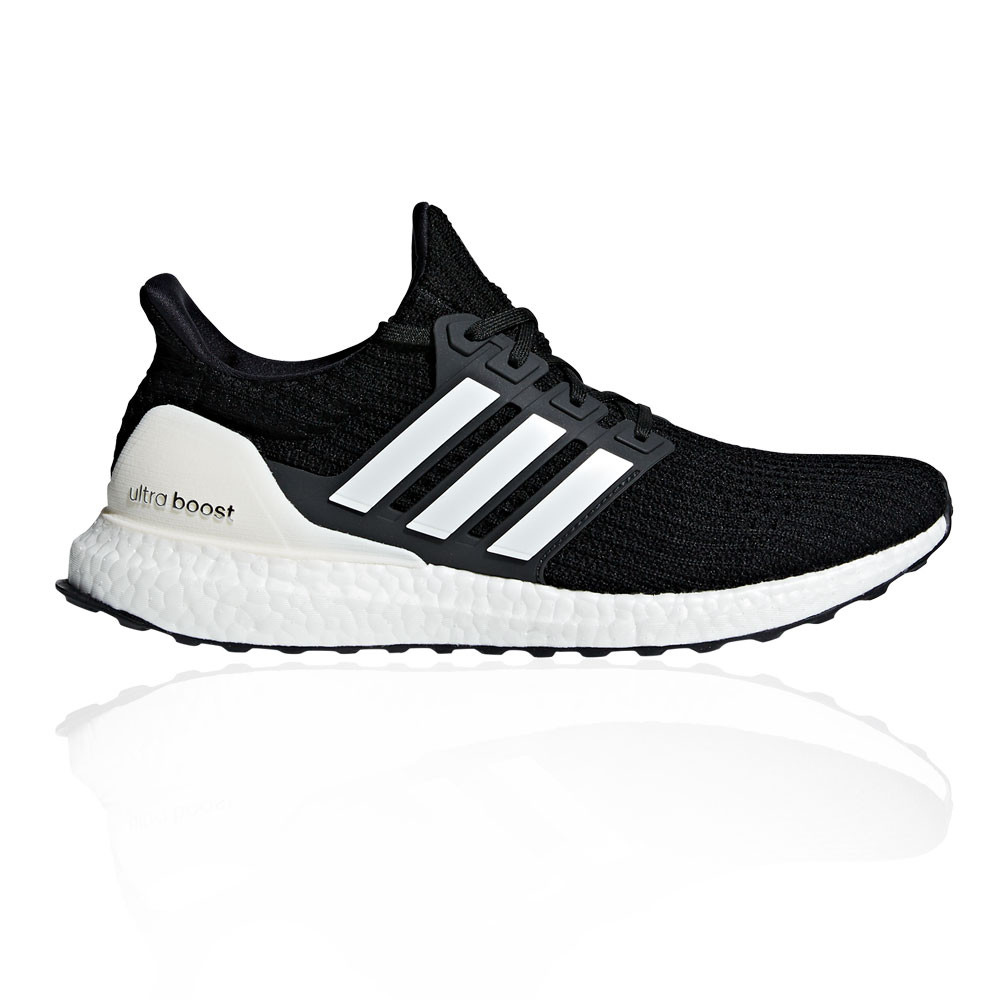 47b87bbb0 adidas Mens UltraBOOST Running Shoes Trainers Sneakers Black Sports  Breathable