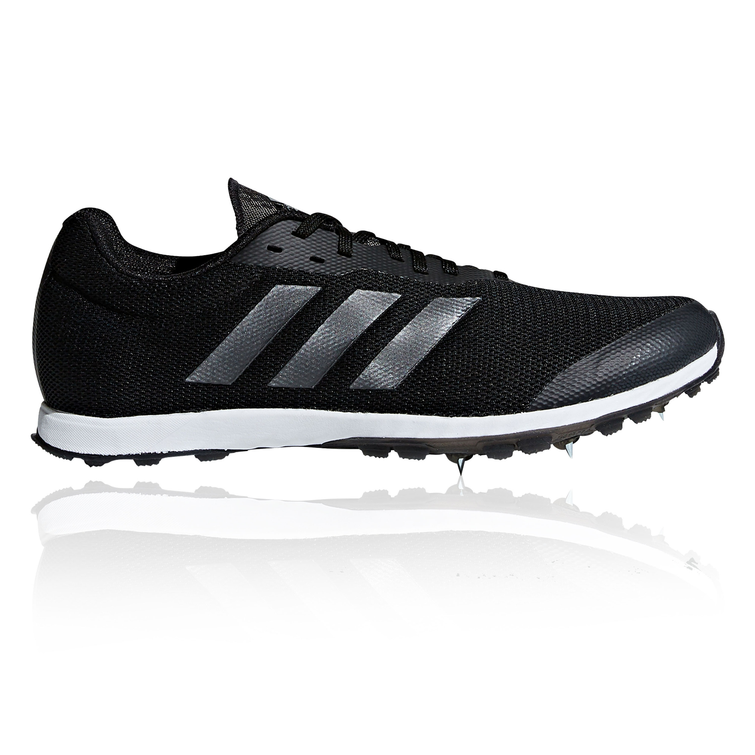 Details about adidas Womens XCS Shoes Black Sports Running Breathable Lightweight