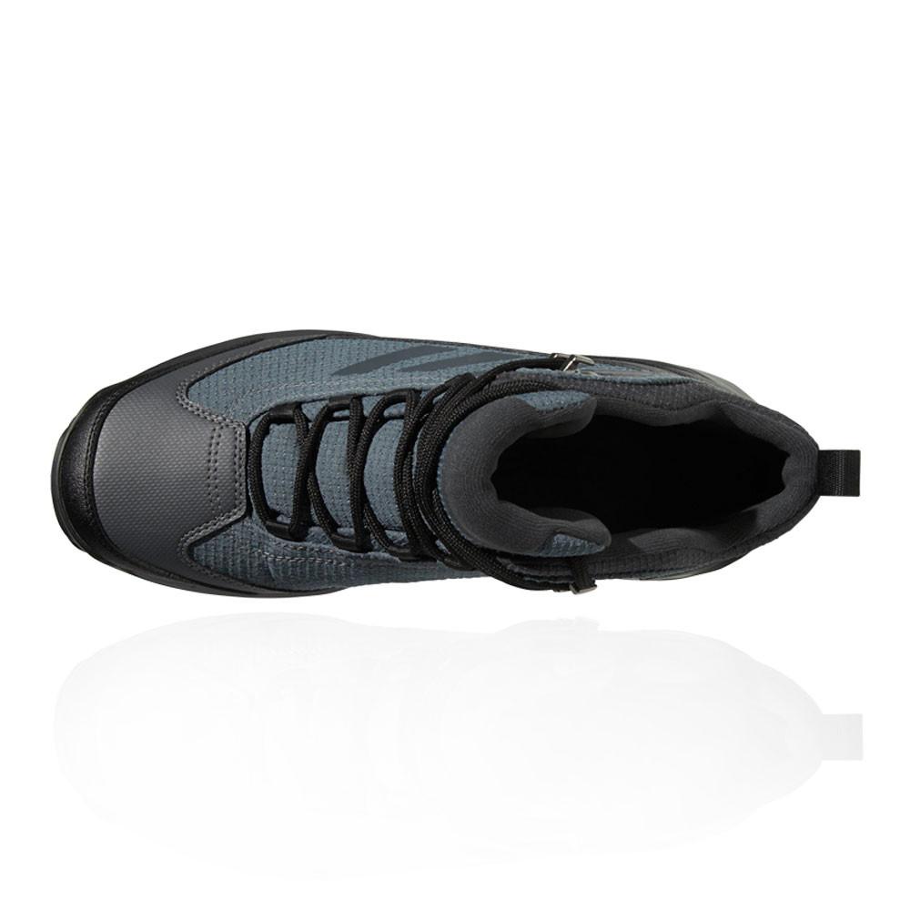 the latest 7d8bc dd17a Adidas Hombre Terrex Heron Mid Caminar Botas Gris Deporte Exterior  Transpirable