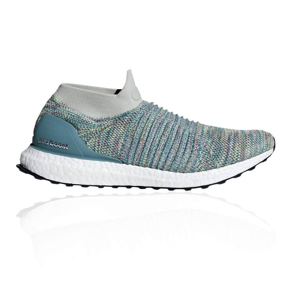 6eac02047d Details about adidas Mens UltraBOOST Laceless Running Shoes Trainers  Sneakers Blue Sports