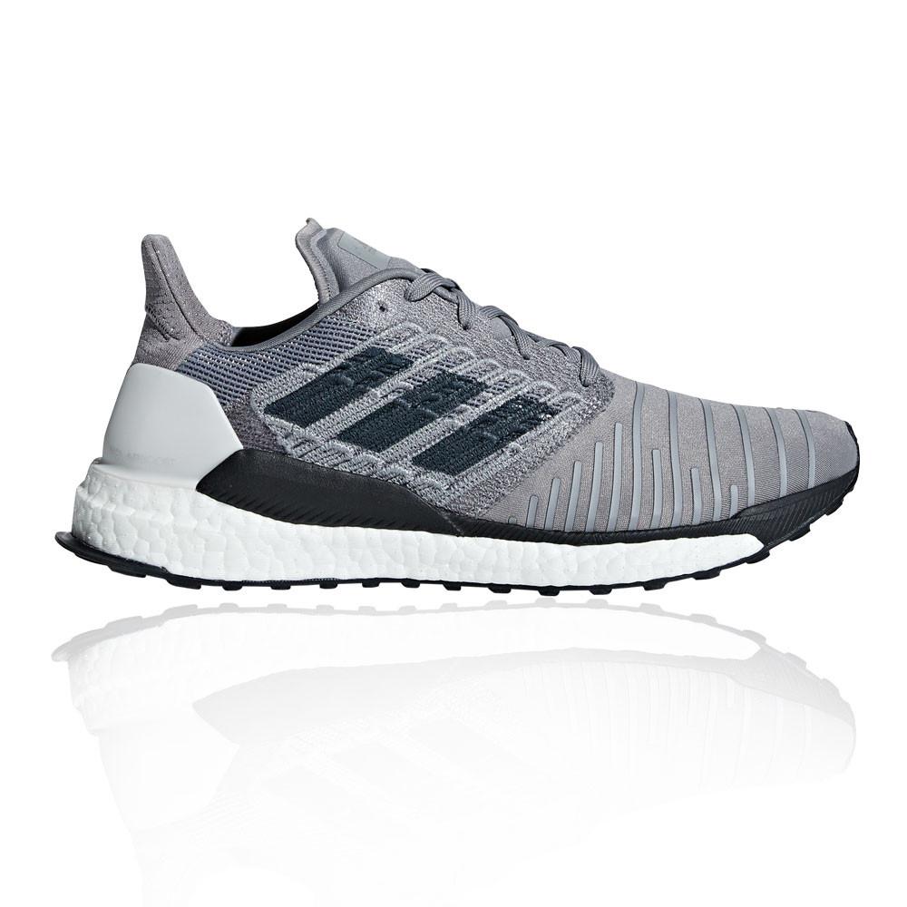 zapatillas grises adidas hombre