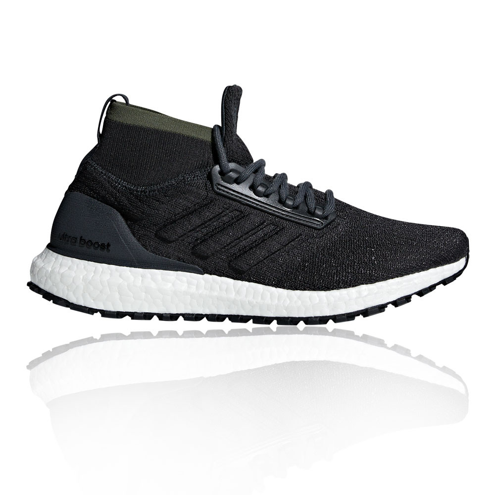 b08c36130 adidas Mens UltraBOOST All Terrain Black Sports Running Shoes