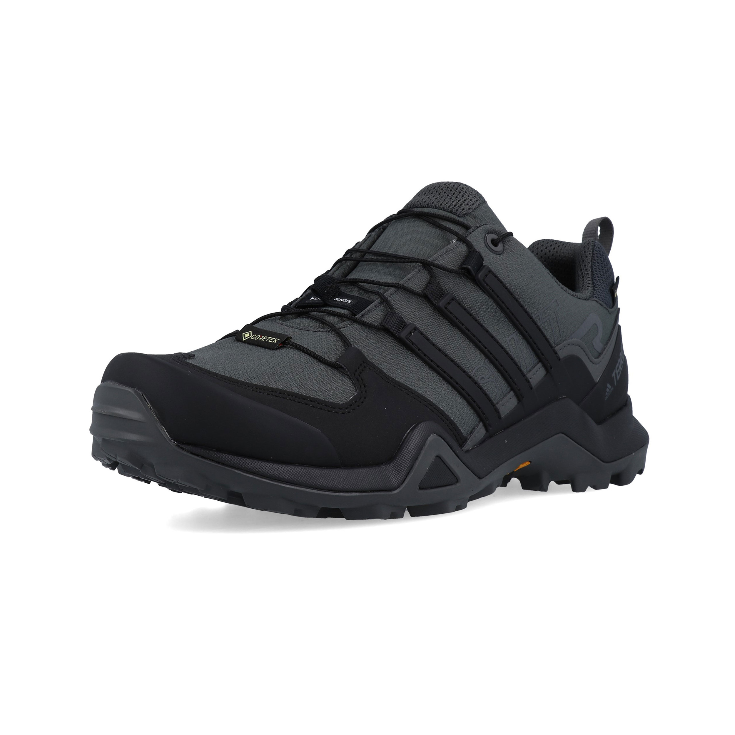 Details zu adidas Mens Terrex Swift R2 GORE TEX Walking Shoes Black Sports Outdoors
