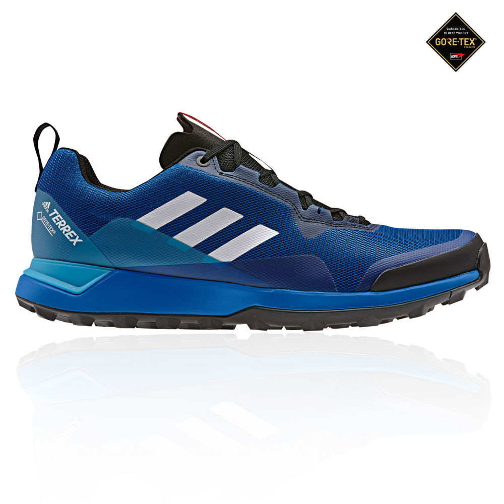 Details about adidas Mens Terrex CMTK GORE TEX Trail Running Shoes Trainers Sneakers Blue
