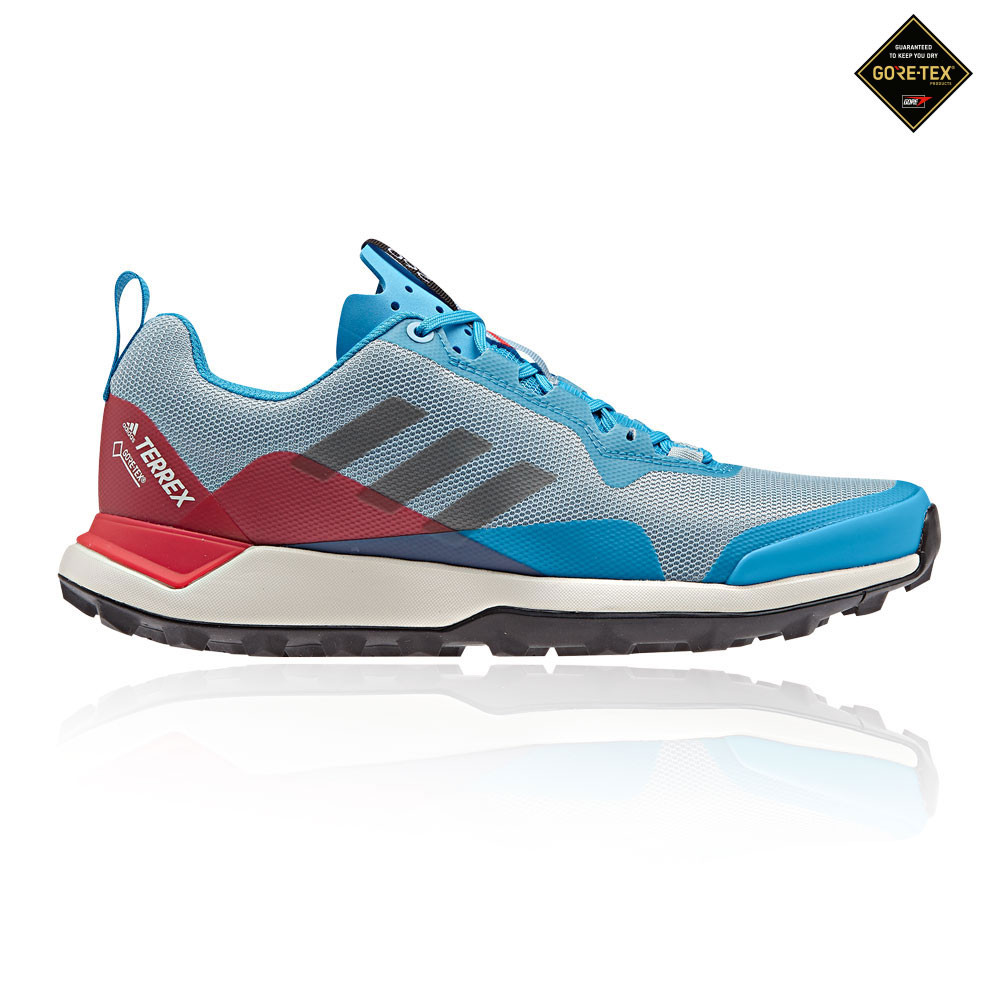 fast delivery buy popular best sell Details about adidas Womens Terrex CMTK GORE-TEX Trail Running Shoes  Trainers Sneakers Blue