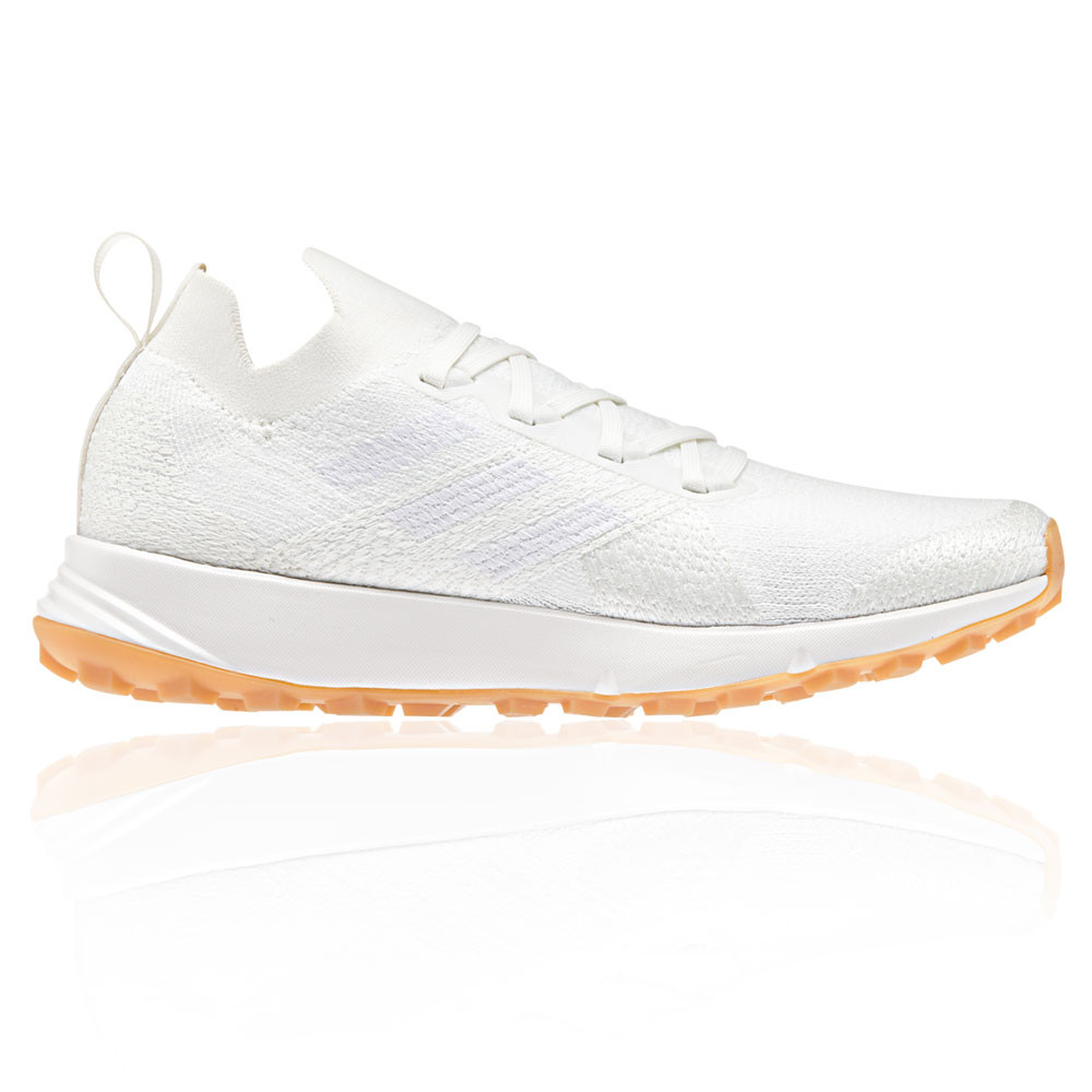f7b1277d8f Details about adidas Womens Terrex Two Parley Trail Running Shoes Trainers  Sneakers White