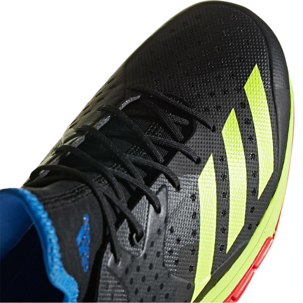 80969a3ff12d2 adidas Mens Counterblast Bounce Court Shoes Black Sports Badminton Handball