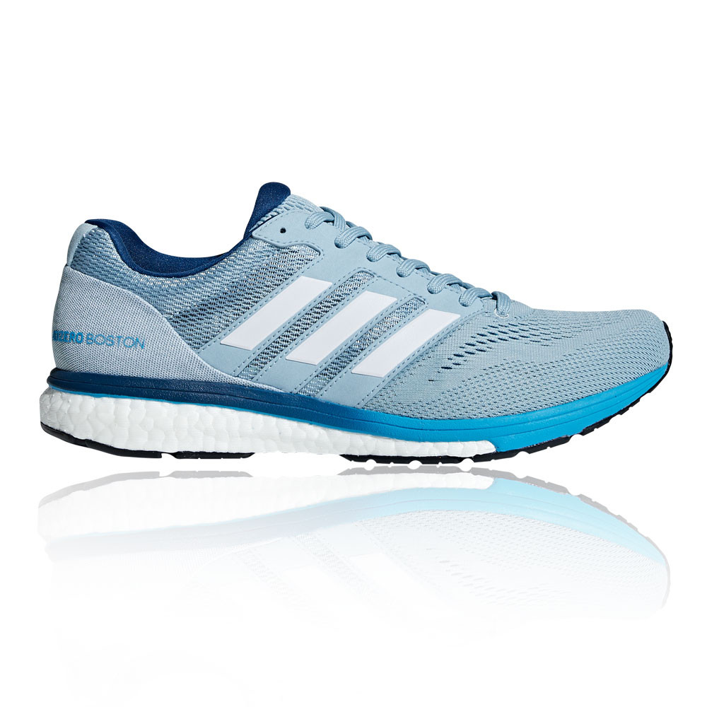 separation shoes 48603 08b01 Details about adidas Mens Adizero Boston 7 Running Shoes Trainers Sneakers  Blue Sports