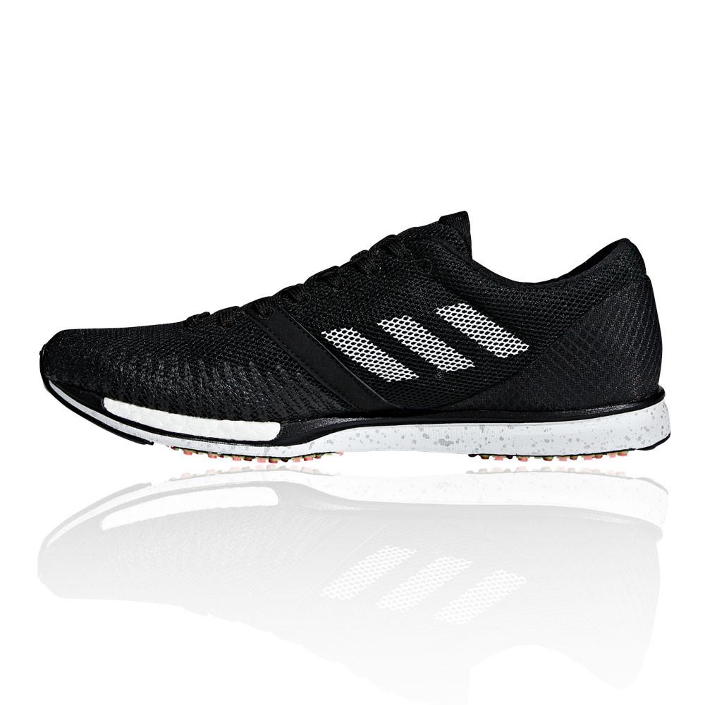 quality design 166ae 5b950 adidas Mens Adizero Takumi Sen 5 Running Shoes Trainers Sneakers Black  Sports