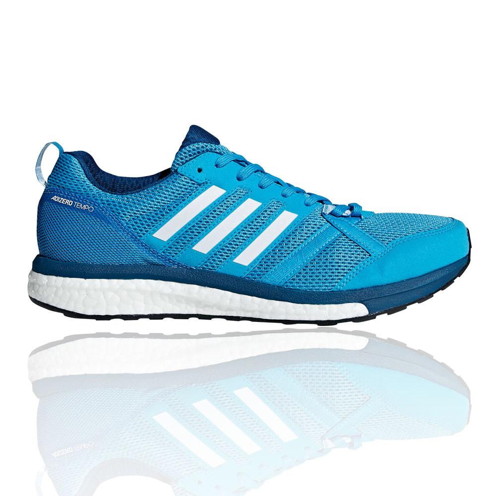 7 blue adidas review femmes chaussures adizero bottes tempo running UzSVMp
