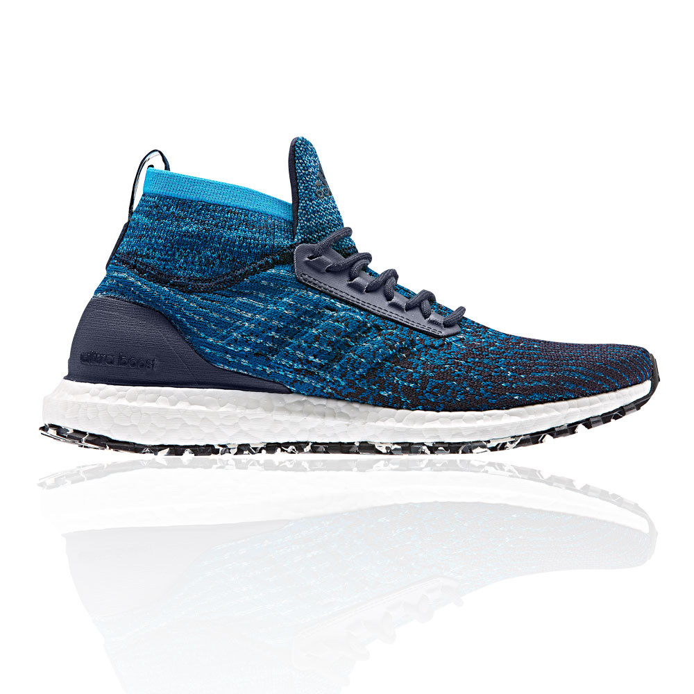 Details zu adidas Herren UltraBOOST All Terrain Turnschuhe Laufschuhe Sneaker Blau Jogging