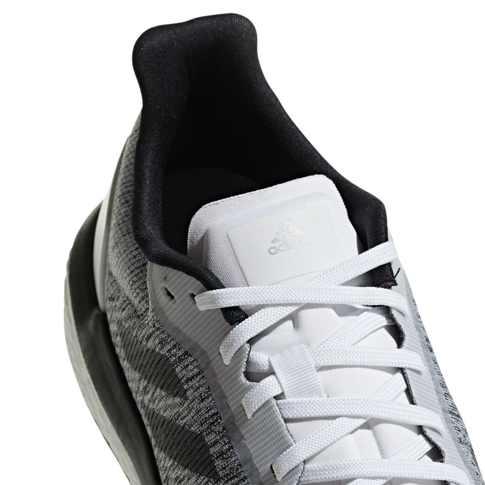 20f5e358cf1b51 adidas Mens Solar Drive Running Shoes Trainers Sneakers Grey Sports  Breathable
