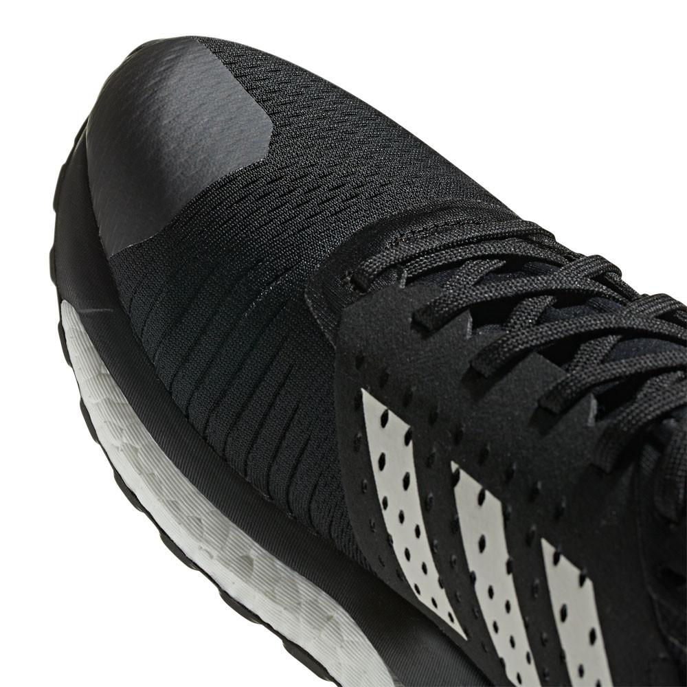 d0334d1087 Details about adidas Mens Solar Drive ST Running Shoes Trainers Sneakers  Black Sports