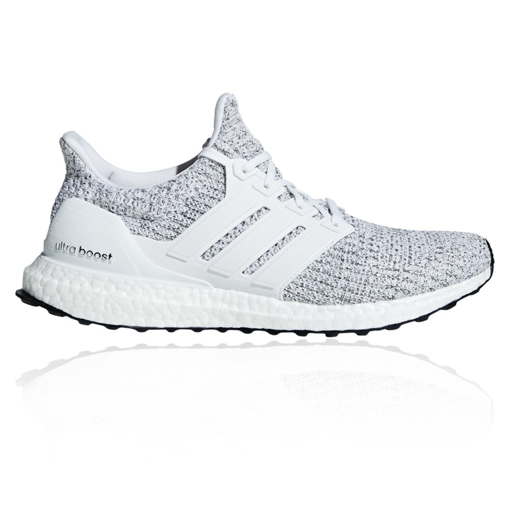 289040815 Details about adidas Mens UltraBOOST Running Shoes Trainers Sneakers Grey  White Sports