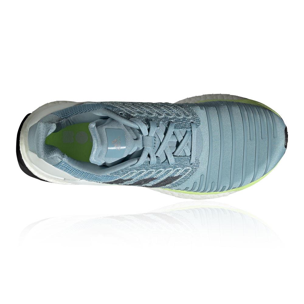 Adidas SolarBOOST 19 Laufschuhe Damen glow blue im Online