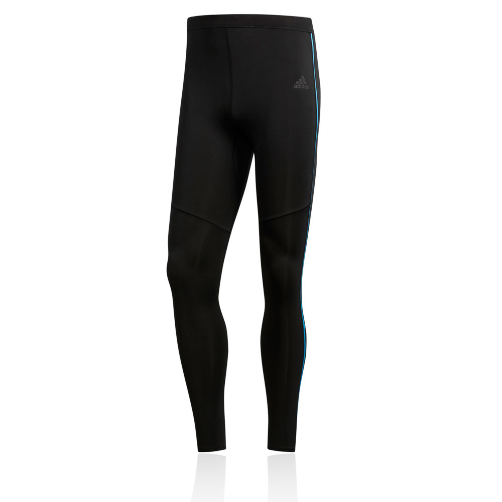 pretty nice a3af6 e8bfd Adidas Hommes Rs Collant Long Legging Sport Bas De Survêtement Collant Noir