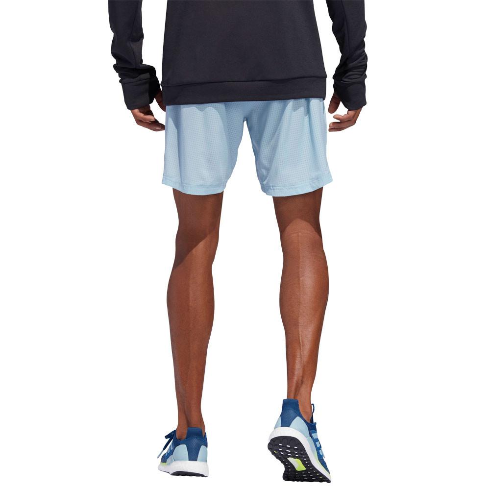 Détails sur Adidas Homme Supernova 7 In (environ 17.78 cm) Running Short Pantalon Bas Bleu Sports afficher le titre d'origine