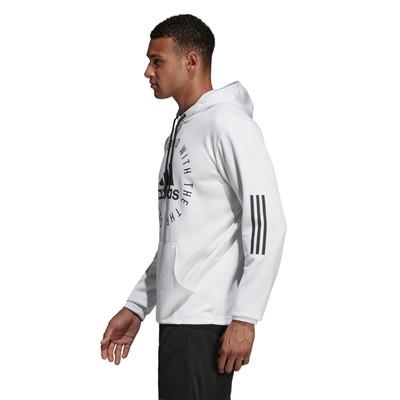 adidas  Sport ID Pullover Hoodie