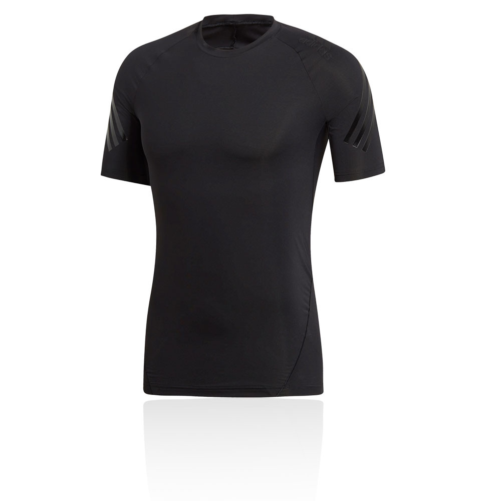 adidas AlphaSkin Tech Short Sleeve Running T-Shirt - SS19