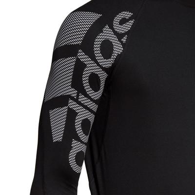 adidas AlphaSkin Sport Long Sleeve Running Top - SS19