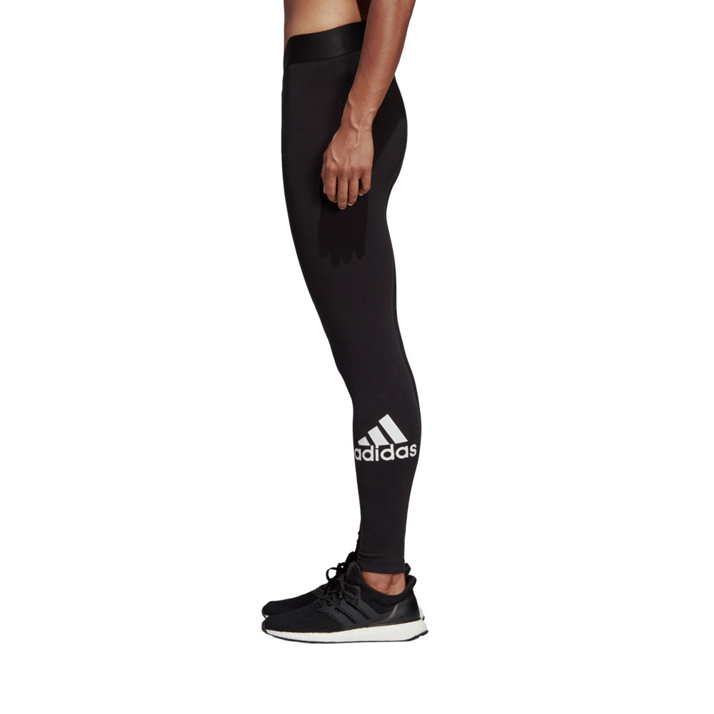 adidas Donna Must Haves Badge of Sport Collant Da Corsa Leggings Nero  Leggero e8d25301c15