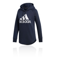 adidas Must Haves Badge of Sport Overhead para mujer Hoodie - SS19