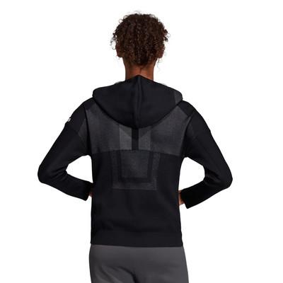 adidas Z.N.E. Hybrid Primeknit Women's Hoodie - SS19