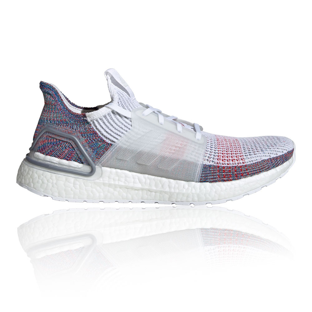 promo code ever popular good Détails sur Adidas Homme Ultra Boost 19 Chaussures De Course Baskets  Sneakers Blanc Sports- afficher le titre d'origine