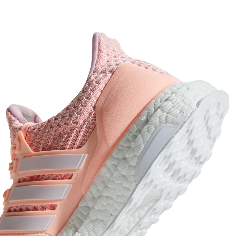 Détails sur Adidas Femmes Ultraboost Chaussures De Course À Pied Baskets Sport Trainers Rose