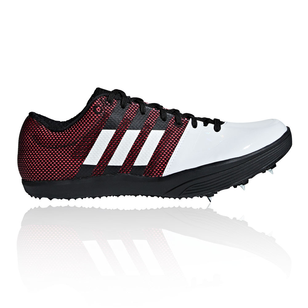 adidas Adizero Long Jump Spikes Field Event Shoes Mens Womens Black