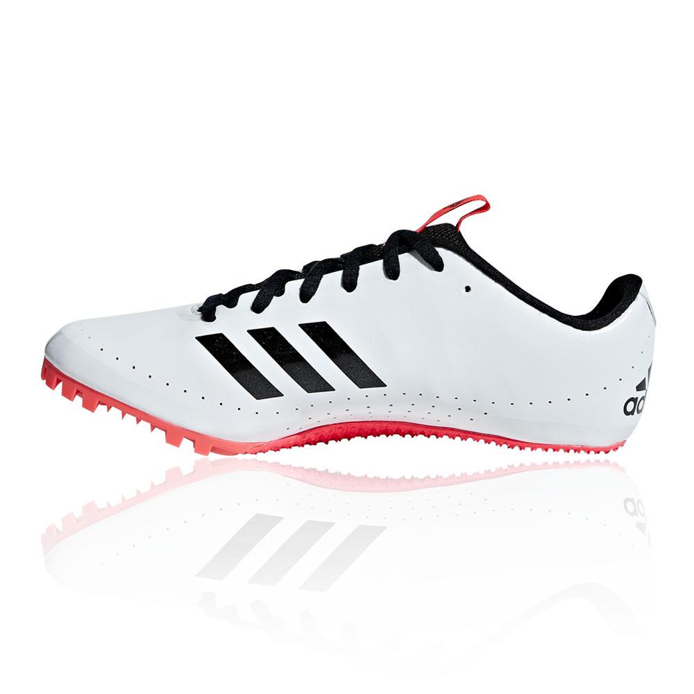 Sprintstar Athlétisme Course À Adidas Pointes Blanc Chaussures De Sur Détails Noir Femmes rBxedCo