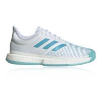adidas SoleCourt Boost Parley Tennis Shoes - SS19