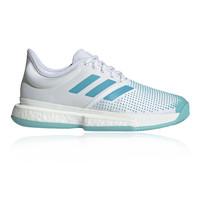 adidas SoleCourt Boost Parley Women's Tennis Shoes - SS19