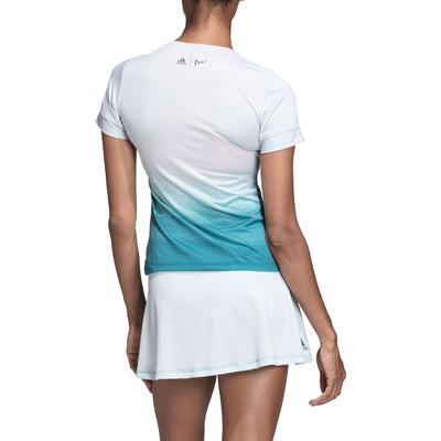 adidas Parley Women's Tennis T-Shirt - SS19