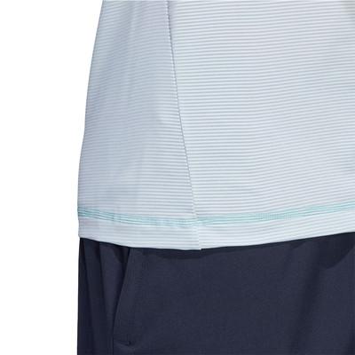 adidas Parley Striped Tennis T-Shirt - SS19