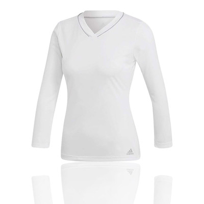 adidas Club Women's 3/4 Sleeve Top - SS19