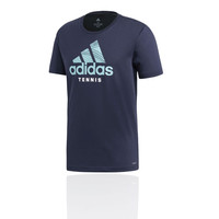 adidas Tennis Badge Of Sport Tee - SS19