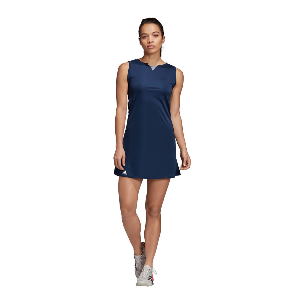 newest 091ca 1c98f adidas Club Damen Tennis Dress - SS19